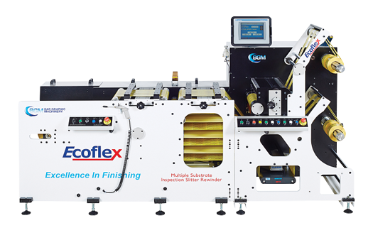 Label Finishing Equipment