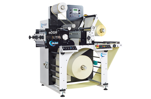 Plain Label Converting Machines
