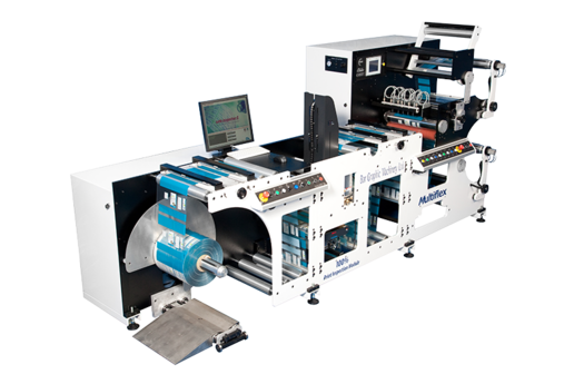 Flexible Packaging Filmic Rewinders